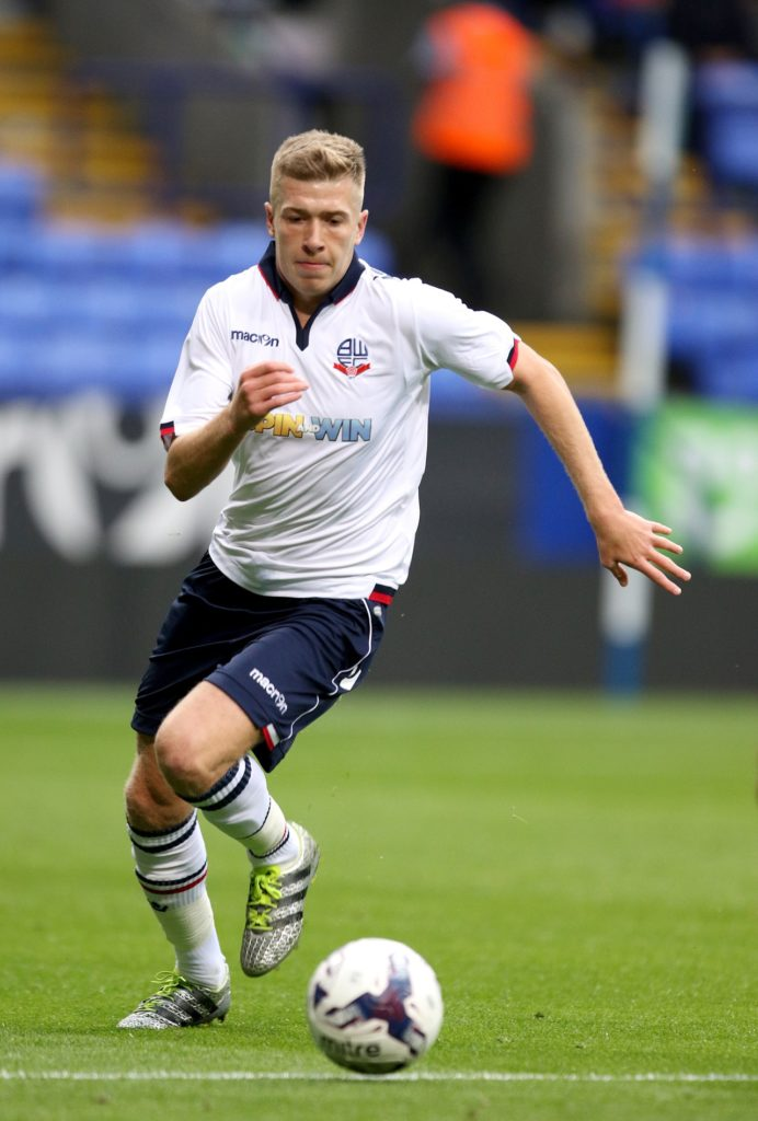 New Hibernian midfielder Josh Vela is relieved to be looking forward to enjoying his football again after ending his torrid time with Bolton.