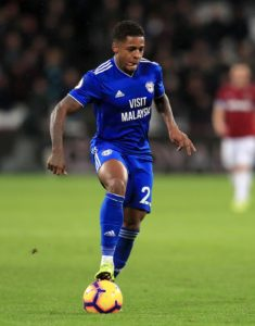 Sheffield Wednesday have announced the signing of winger Kadeem Harris following his release by Cardiff.