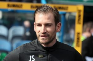 Borussia Dortmund defender Herbert Bockhorn has moved to English Championship side Huddersfield Town for an undisclosed fee.