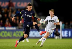 Swansea midfielder George Byers is determined to keep improving after agreeing a new three-year contract with the Championship club.
