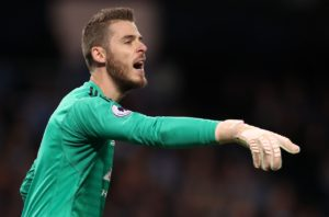 Ole Gunnar Solskjaer has suggested David De Gea is on the brink of signing a new contract with Manchester United.