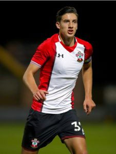 Gillingham have signed Southampton defender Alfie Jones on a season-long loan.