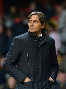 Phillip Cocu has been appointed Derby's new boss on a four-year deal.