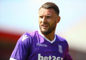 Stoke defender Erik Pieters has joined Burnley for an undisclosed fee after penning a two-year deal, the Clarets have confirmed.