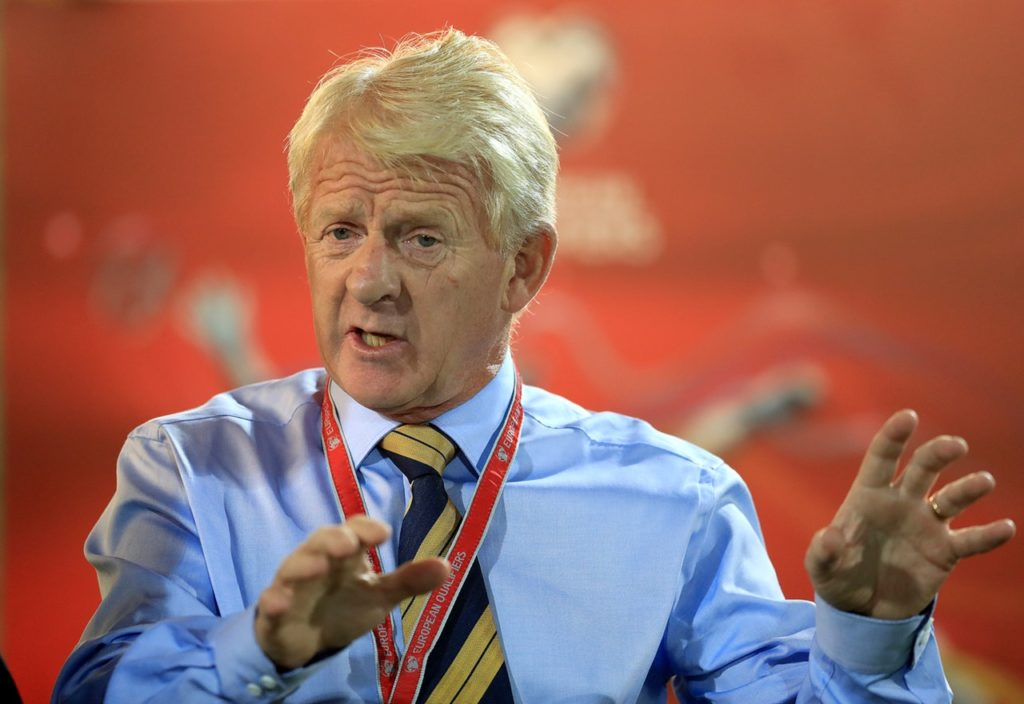Gordon Strachan says he has returned to Dundee to try to offer the club's youngsters the same opportunities he enjoyed on his way to the top.