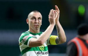 Skipper Scott Brown admits the memory of their AEK Athens exit last season will drive Celtic on in their bid to reach the Champions League this time around.