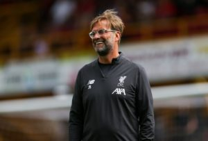 Liverpool boss Jurgen Klopp refused to be downbeat after watching his side lose 2-1 against Sevilla at Fenway Park on Sunday.