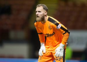 Goalkeeper Jak Alnwick has become manager Simon Grayson's seventh summer signing, joining Blackpool on a season-long loan deal from Rangers.