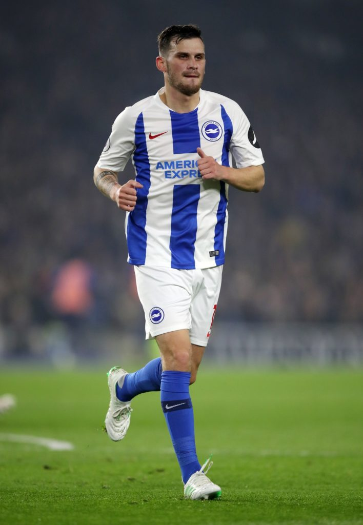 Brighton midfielder Pascal Gross says his side need to find a way to be more consistent if they are to avoid a relegation battle.