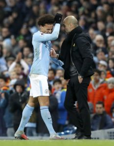 Manchester City boss Pep Guardiola believes Leroy Sane will stay and has also shut down talk of a swoop for Harry Maguire.