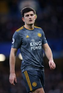 Harry Maguire's situation is unchanged, despite reports on Sunday which suggested Leicester City had agreed an £80m deal with Man Utd.
