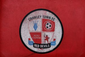 Crawley striker Ashley Nadesan has been ruled out of the start of the new Sky Bet League Two season by an ankle problem.