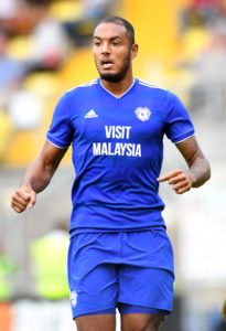 West Brom have announced the signing of Kenneth Zohore from Cardiff for an undisclosed fee.