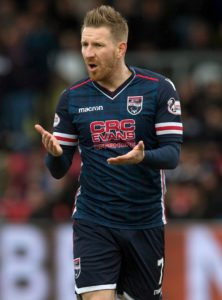 Ross Countyco-manager Stuart Kettlewell expects his players to maintain high levels of intensity in their Betfred Cup clash at Brechin.