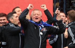 Sheffield United have announced that manager Chris Wilder has signed a new three-year contract.