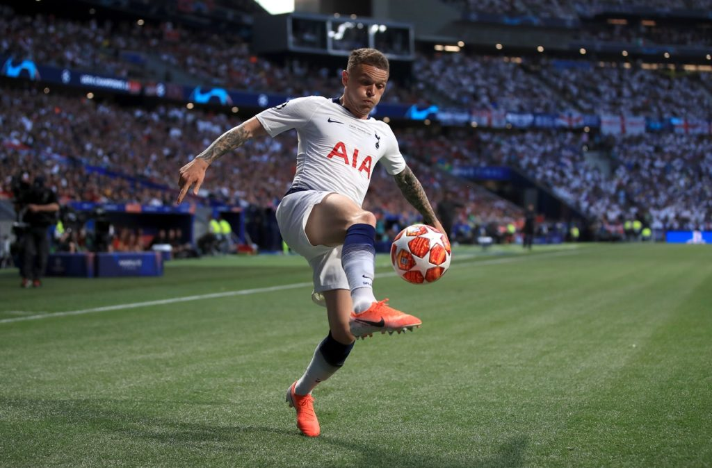 Atletico Madrid have agreed a fee with Tottenham to sign England defender Kieran Trippier, PA understands.