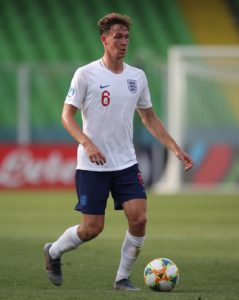 Derby have announced the signing of England Under-21s international Kieran Dowell on a season-long loan from Everton.