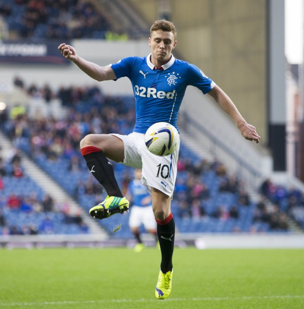 Midfielder Lewis Macleod is relieved to have finally completed a move to Wigan.
