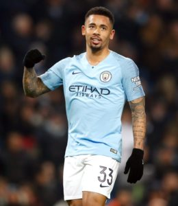 Gabriel Jesus says he wants more first-team opportunities for Manchester City in the 2019/20 campaign.