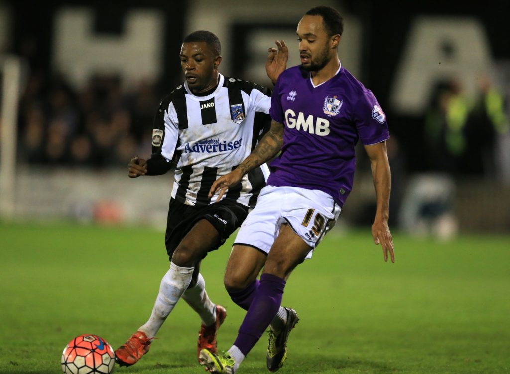 Forward Byron Moore has been reunited with his former Bury boss Ryan Lowe at Plymouth.