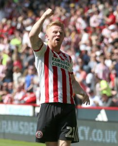 Reports claim Sheffield United boss Chris Wilder has told defender Mark Duffy he is free to leave Bramall Lane this summer.