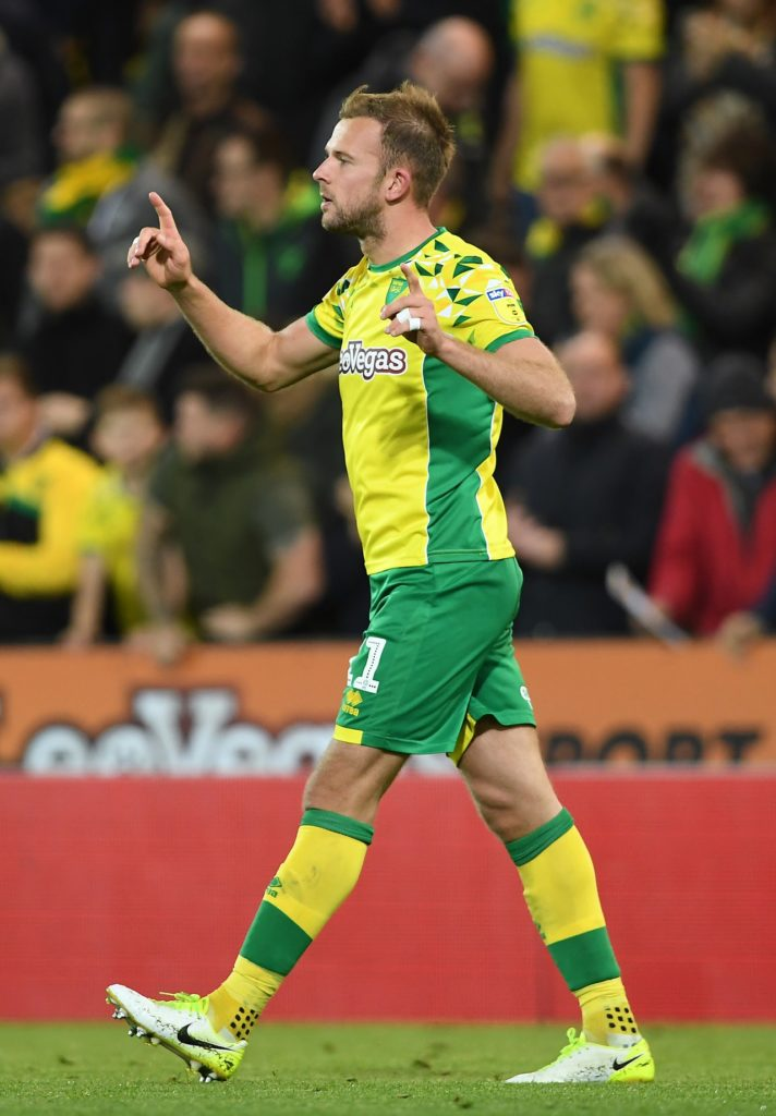 Jordan Rhodes has been linked with a return to Carrow Road for a second loan spell with Norwich City.