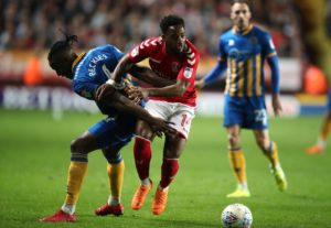 Oxford have signed Charlton winger Tariqe Fosu on a three-year-deal for an undisclosed fee.