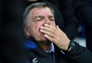 Sam Allardyce admits his departure from Everton still leaves a bad taste in the mouth but says they can break into the top four.