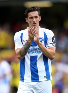 Brighton's technical director Dan Ashworth claims reports linking defender Lewis Dunk with a move to Leicester are purely 'speculation'.