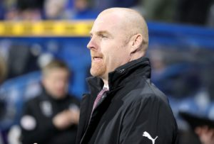 Sean Dyche says he is happy to have added two new faces to his Burnley squad early in the transfer window.