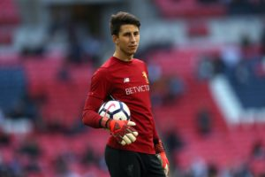 Liverpool goalkeeper Kamil Grabara has put pen to paper on a new deal before agreeing to spend 2019-20 on loan at Huddersfield.