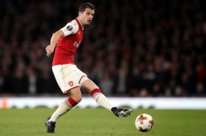 Arsenal midfielder Granit Xhaka is the leading contender to be Arsenal's new captain in the wake of Laurent Koscielny's likely departure.