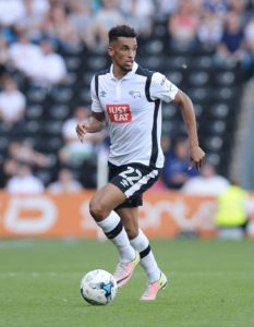 Striker Nick Blackman has left Derby to join Maccabi Tel Aviv on a permanent transfer.