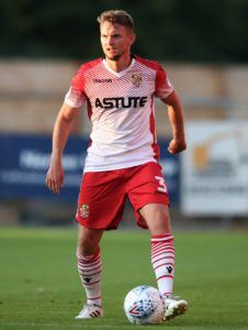 Hamilton continue to strengthen for next season with the signing of left-back Johnny Hunt.