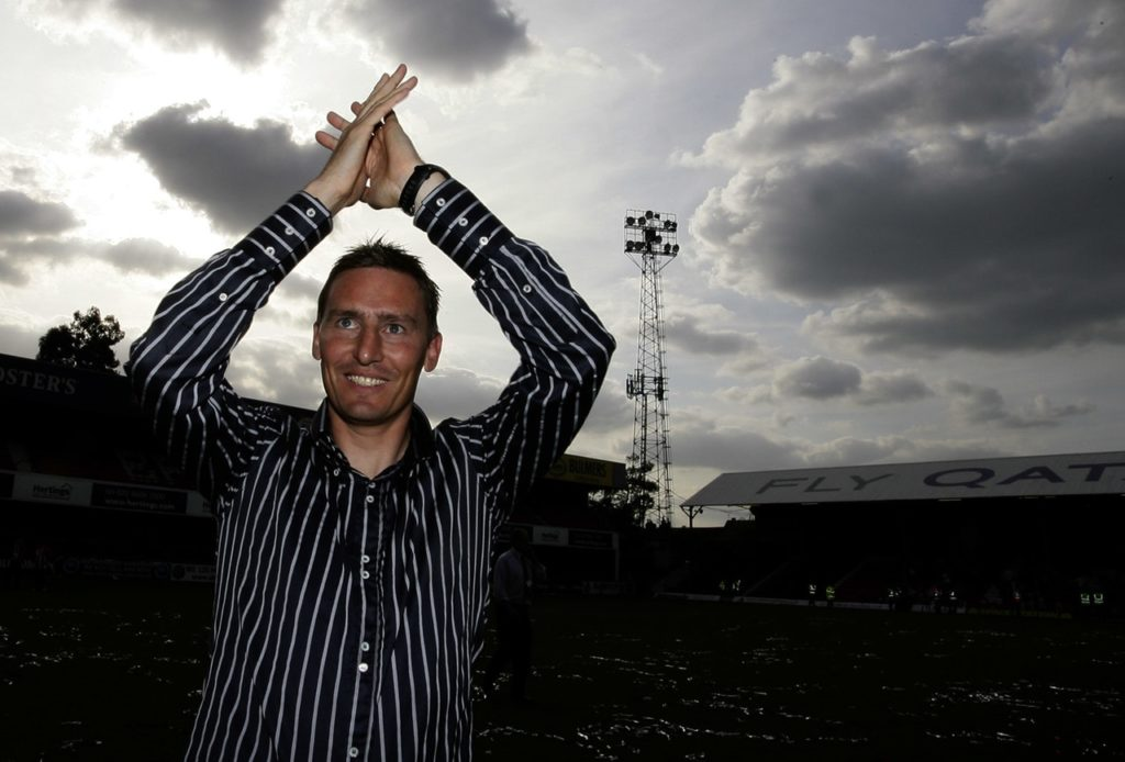 Former Brentford and Rotherham manager Andy Scott has been appointed Swansea's new head of recruitment.