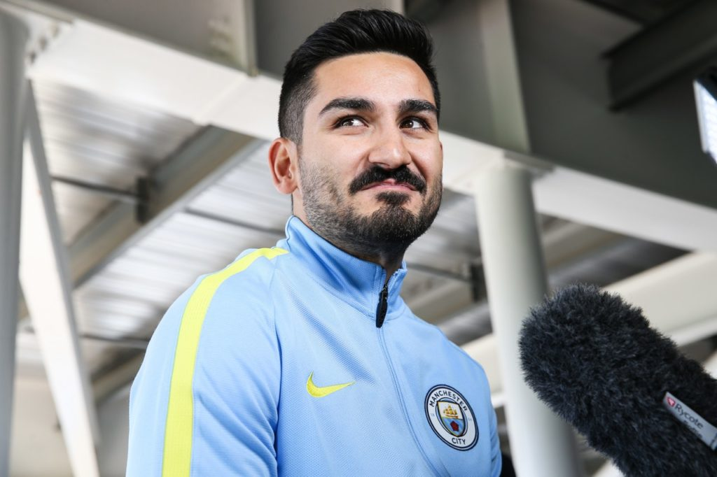 Manchester City are said to be 'comfortable' with Ilkay Gundogan running down the rest of his contract, according to Etihad insiders.