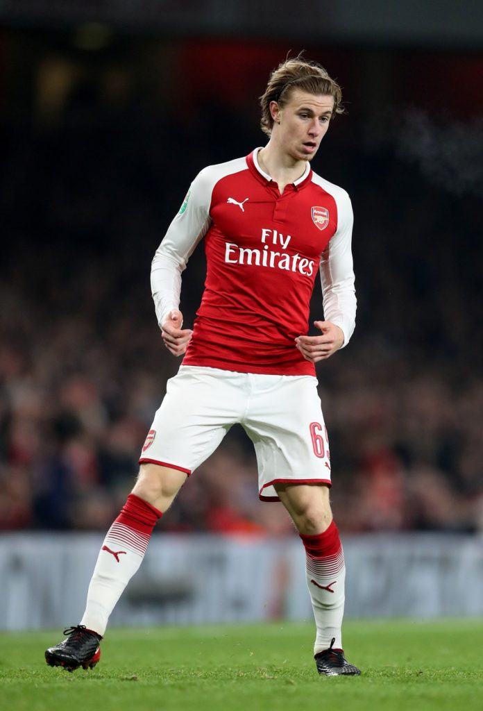 Arsenal youngster Ben Sheaf has completed a six-month loan move to Doncaster, the League One club have announced.