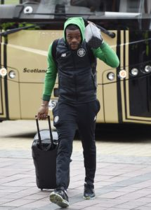 Marseille are not reportedly working to sign Celtic midfielder Olivier Ntcham this summer.