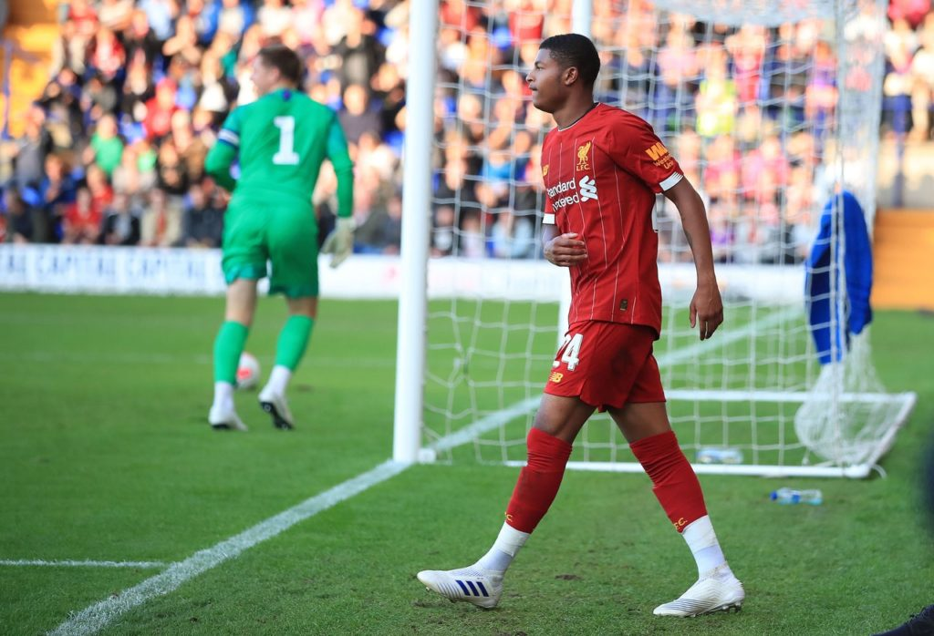 Liverpool striker Rhian Brewster has been told by manager Jurgen Klopp he has an important role to play this season.