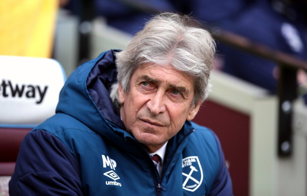 Manuel Pellegrini says West Ham will need to work on their defence after losing 4-1 to Manchester City in the Premier Asia Trophy.