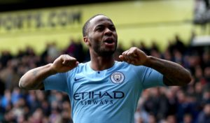 Manchester City star Raheem Sterling says he would be interested in playing abroad at some stage of his career.