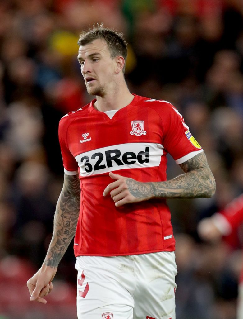 Cardiff have announced the signing of defender Aden Flint from Sky Bet Championship rivals Middlesbrough for an undisclosed fee.