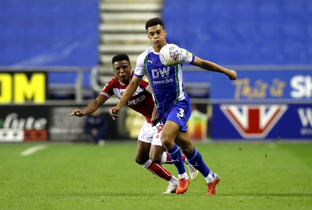 Antonee Robinson is excited at the chance to play regular first-team football after ending his 10-year stay at Everton to join Wigan.
