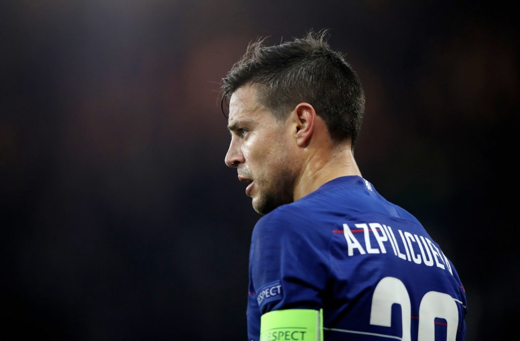 Chelsea defender Cesar Azpilicueta is enjoying pre-season and has given an insight into Frank Lampard's demands.