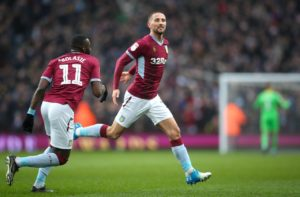 Conor Hourihane has signed a contract extension with Aston Villa and can't wait to get started in the Premier League.
