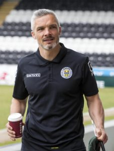 Jim Goodwin admits St Mirren are still five players short after seeing his new side slump to defeat on his return to Paisley.