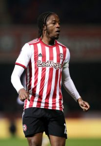 Brentford have rejected West Brom's opening 2.2million offer for Romaine Sawyers.