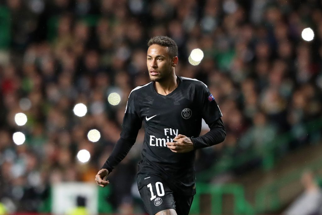 Neymar sits out PSG opener.