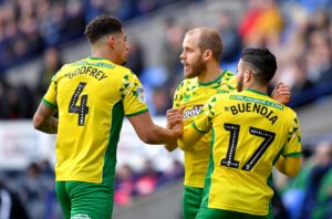 Darren Eadie feels Norwich can take advantage of being an 'unknown quantity' to the majority of Premier League teams this season.