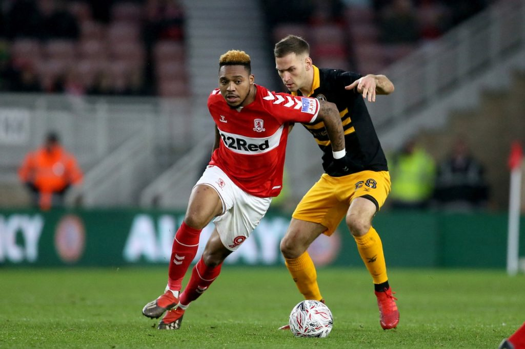 Middlesbrough striker Britt Assombalonga is in demand this summer with Celtic among the clubs said to be chasing his signature.